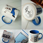 Far Side Emotional Stress Institute Collectible Coffee Mug Cup LARSON spotless!