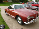 Volkswagen Karmann Ghia 2 door coupe 1963 volkswagen karmann ghia hard to find appreciating investment vehicle