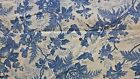 Toile Waverly Fabric Special for Vera Bradley 4.5 Yards Blue/Cream