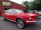Ford Mustang Convertible Classic 1968 Ford Mustang Convertible 289ci V8 3 speed manual 59 photos
