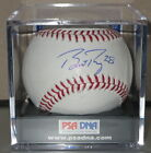 Buster Posey Signed Baseball PSA DNA Graded 9.5 Rare Mint Giants Catcher