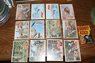 1969 PLANET OF THE APES (GREEN BACKS) COMPLETE CARD SET