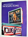 ORIGINAL 1980 ROLLING STONES ARCADE PINBALL MACHINE FLYER BROCHURE AD - BALLY