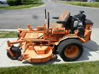 2004 SCAG TURF TIGER 61 COMMERCIAL ZERO TURN LAWN MOWER TRACTOR NA 135624