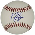 """Choice Bryce Harper """"Rookie Ball"""" Signed Autographed OML Baseball PSA #R21854"""