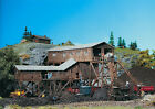 130470 Faller HO Kit of a Old coal mine - Patinated model - NEW