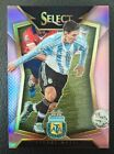 2015 Panini Select Lionel Messi Jersey Number # Pink Refractor 10 20 1 1 !