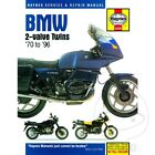 BMW R 100 GS PD Paris Dakar 1993 Haynes Service Repair Manual 0249
