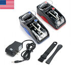Electric Automatic Cigarette Rolling Machine Tobacco Injector Roller Maker USA