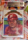 PETE ROSE 1982 DONRUSS DIAMOND KINGS BGS 9.5 CONDITION SENSITIVE SET