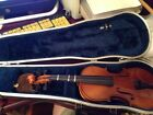 T.G. Pfretzschner Model 125 1/4 Serial Violin Made in Germany With Case 19