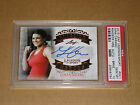 PSA 10 GINA CARANO 2015 LEAF LEGENDS OF SPORT AUTO AUTOGRAPH SIGNED UFC MMA dna