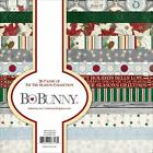 Scrapbooking Crafts 6X6 Paper Pad BoBunny Tis The Season Christmas Dots Stripes