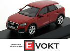 iScale Audi Q2 2016 Red Special Edition By Audi Model Car 1:43 Genuine New