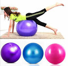 New 55cm Yoga Abdominal Workout Exercise Gym Ball Back Leg Ball Core Fitness