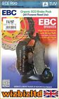 EBC Front Left Organic Brake Pads AJS Regal Raptor DD 250 E 04-09 FA197