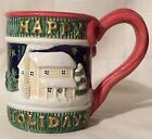 Omnibus by Fritz And Floyd Happy Holidays Mug Christmas