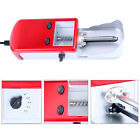 Cigarette Rolling Machine Tobacco Electric Automatic Roller Injector Maker Red
