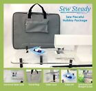 Bernina NEW 7 Series 710, 750QE, 790 Sew Steady Pieceful Extension Table Package