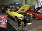 1970 Ford Mustang Mach1 428 Cobra Jet Extremely Rare and Documented Fully Restored 1970 428 Mustang Mach1 A C 4 Spd