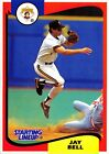 Jay Bell Pirates 1994 Kenner Starting Lineup