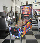 MEDIEVAL MADNESS PINBALL MACHINE ~ CHROMED ~ SUPERB COLLECTORS CONDITION