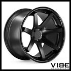 20 FERRADA FR1 BLACK CONCAVE WHEELS RIMS FITS LEXUS SC430