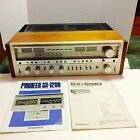 PIONEER Stereo Receiver SX-1280 with DC Power Amplification 185 watts.
