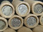 UNSEARCHED!! Mercury Dime Roll Capped with Barber Dimes on Both Ends - R776