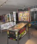 ELVIRA and the PARTY MONSTERS PINBALL MACHINE ~ EXCELLENT~ SHOPPED~ LED UPGRADED