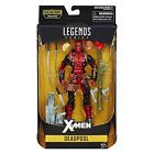 NEW 6 Inch Legends Series Deadpool Includes Figure And 11 Accessories Marvel