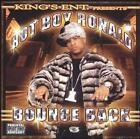 New: Hot Boy Ronald: Bounce Back Explicit Lyrics Audio CD