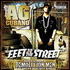 New: Cubano, a.G.: Feet to the Street  Audio CD