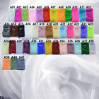 Axx Sell Per Meter Shiny Mirror Organza Twinkle Crystal Sheer Fabric Material