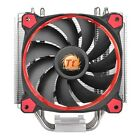 Thermaltake Riing Silent 12 Red CPU Cooler CL P022 AL12RE A