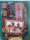 Backyard Birdhouses Quilt Sewing Pattern By Debbie Mumm UC