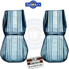 1965 Skylark Gs Front Seat Covers Upholstery Pui New