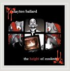 NEW The Height Of Modesty (Audio CD)