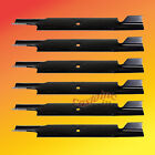 6 Commercial Mower Blades 36 or 52 Cut fits Other Lawn  Garden Equipment
