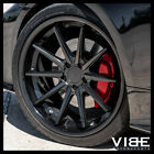 20 FERRADA FR4 BLACK CONCAVE FORGED WHEELS RIMS FITS CHRYSLER 300 300C 300S