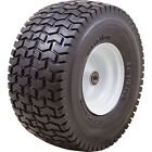 Marathon Tires Flat-Free Lawn Mower Tire - 3/4in. Bore, 15 x 6.50-6in.
