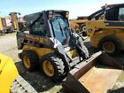 2007 New Holland LS170 Skid Steer HIGH FLOW