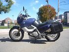 1997 BMW F-Series  1997 BMW F650 ST Motorcycle in Midnight Blue - Excellent Condition