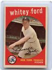 Top 10 Whitey Ford Baseball Cards 22