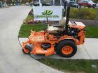 2016 SCAG TURF TIGER II 61 DEMO COMMERCIAL ZERO TURN RIDING MOWER NA 132164