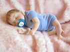 SALE Truly Real Life Like REBORN Newborn PREEMIE BABY GIRL DOLL with Pacifier