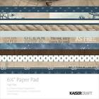 Kaisercraft High Tide 65x65 Paper Pad Seaside Nautical