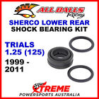 All Balls 29-5065 Sherco Trials 1.25 125 1999-2011 Lower Rear Shock Bearing Kit