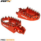 For KTM EXC-F 250 ie4T Sixdays 2015 RFX Pro Orange Footrests