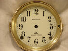 Antique Seth Thomas Sonora Chime Porcelain Clock Dial and Bezel